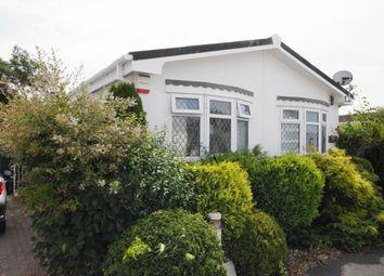 Thumbnail 2 bed mobile/park home for sale in Pinehurst Park, West Moors, Ferndown