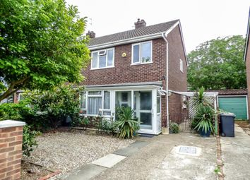 Thumbnail 3 bed semi-detached house to rent in St. Johns Avenue, Kempston, Bedfordshire