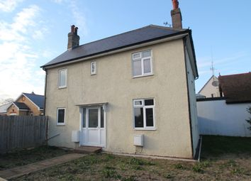 Thumbnail 3 bed detached house for sale in Church Road, Tiptree, Colchester