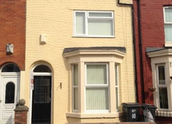 Thumbnail 3 bed terraced house to rent in Miranda Road, Bootle