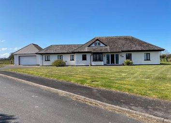 Thumbnail 5 bed detached bungalow for sale in Parc Yr Efail, Cross Inn, Nr New Quay, Ceredigion