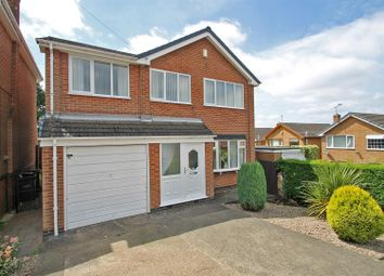 Thumbnail 4 bed detached house for sale in Houldsworth Rise, Arnold, Nottingham