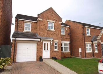 Thumbnail 4 bedroom detached house for sale in Torwood Court, Cramlington
