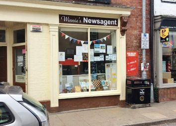 Thumbnail Retail premises for sale in Manchester House, Presteigne