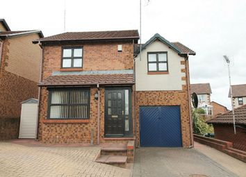 Thumbnail 3 bed detached house for sale in 24 Laburnum Way, Penrith, Cumbria
