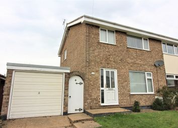 Thumbnail 3 bed property for sale in Cambrian Crescent, Oulton, Lowestoft