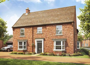 """Thumbnail 5 bed detached house for sale in """"Henley"""" at Welland Close, Burton-On-Trent"""