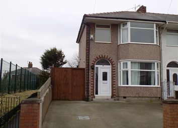 Thumbnail 3 bedroom property to rent in Goodwood Avenue, Blackpool