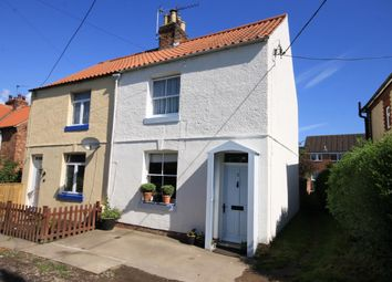 Thumbnail 2 bed semi-detached house for sale in Lodge Lane, Brompton, Northallerton