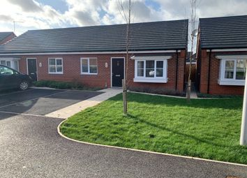 2 bed semi-detached bungalow to rent in Wilding Drive, Crewe CW1