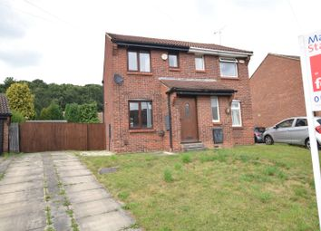 Thumbnail 1 bed semi-detached house for sale in Abbeydale Garth, Kirkstall, Leeds, West Yorkshire