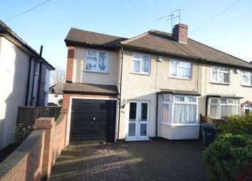 Thumbnail 3 bed semi-detached house for sale in Priory Road, Dudley