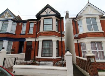 Thumbnail 4 bed semi-detached house for sale in Cleave Road, Gillingham