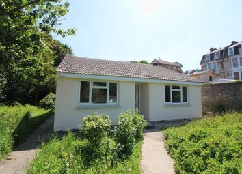 Thumbnail 2 bed detached bungalow to rent in St. Brannocks Road, Ilfracombe