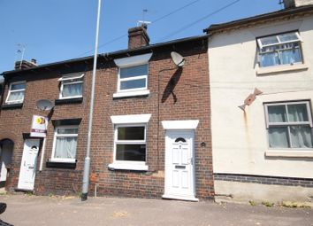 Thumbnail 2 bed terraced house for sale in Burton Street, Tutbury, Burton-On-Trent