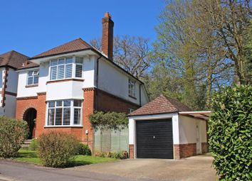 Thumbnail 3 bed detached house for sale in Chetwynd Drive, Southampton