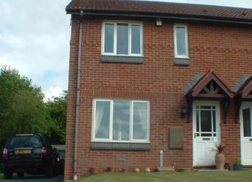 Thumbnail 3 bedroom semi-detached house to rent in Kestrel Close, Connah's Quay, Deeside