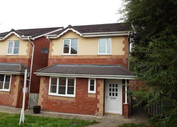 Thumbnail 3 bed detached house for sale in Cwrt Maes Goch, Bagillt, Flintshire