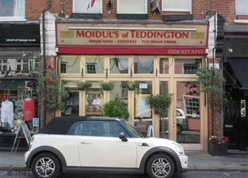 Thumbnail Restaurant/cafe to let in High Street, Teddington
