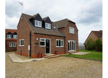 Thumbnail 3 bed detached house for sale in Selwyn Corner, Wisbech