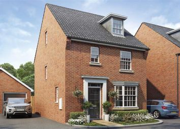 Thumbnail 4 bedroom detached house for sale in Trowbridge Road, Westbury