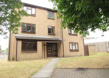 Thumbnail 1 bedroom flat for sale in Oxwich Close, Fairwater, Cardiff