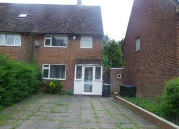 Thumbnail 4 bed semi-detached house to rent in Prior Deram Walk, Canley, Coventry