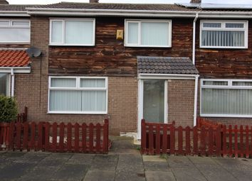 Thumbnail 3 bed terraced house to rent in Bannockburn Way, Billingham