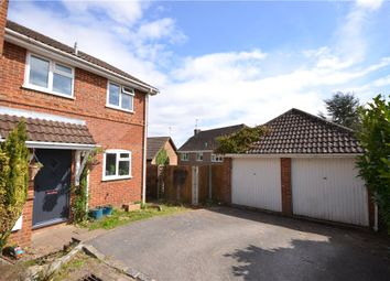 Thumbnail 3 bed end terrace house for sale in Albert Road, Bagshot