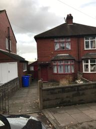 Thumbnail 2 bedroom semi-detached house to rent in Ridgeway Road, Shelton, Stoke-On-Trent