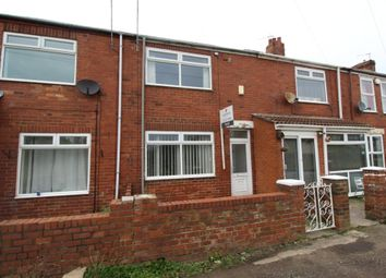 Thumbnail 2 bed terraced house for sale in Greenhills Terrace, Wheatley Hill, Durham, County Durham