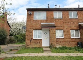 Thumbnail 1 bed terraced house for sale in Forest Rise, Eaglestone, Milton Keynes
