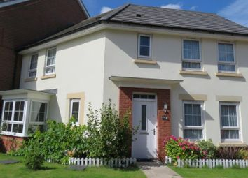 Thumbnail 3 bed semi-detached house for sale in Goldstraw Lane, Fernwood, Newark