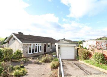 Thumbnail 3 bed detached bungalow for sale in Greenmeadow Close, Penhow, Caldicot