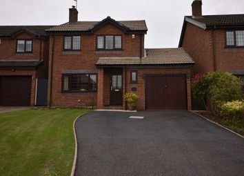 Thumbnail 3 bed detached house for sale in Lancaster Avenue, Fulford, Stoke-On-Trent