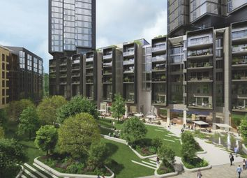 Thumbnail 1 bed flat for sale in 250 City Road, London