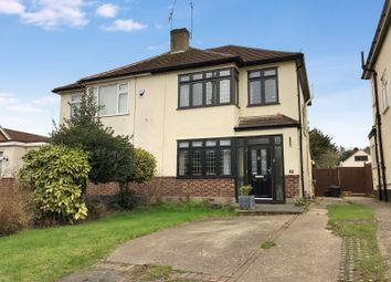 Thumbnail 3 bed semi-detached house for sale in Spital Lane, Brentwood