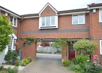 Thumbnail 1 bed maisonette to rent in Nichols Close, Chessington, Surrey