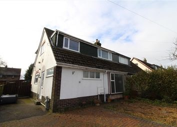 Thumbnail 4 bed property for sale in Barrows Lane East, Preston