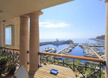 Thumbnail 5 bed apartment for sale in Waterfront Apartment, Fontvieille, Monaco