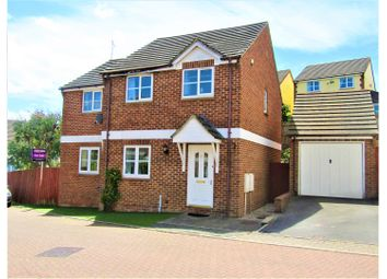 Thumbnail 4 bed detached house for sale in Kintyre Close, Torquay