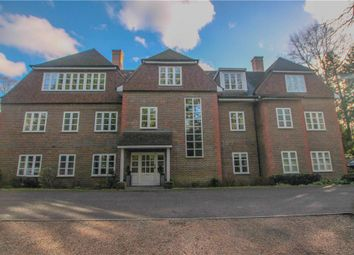 Thumbnail 3 bedroom flat for sale in Cross Road, Sunningdale, Berkshire