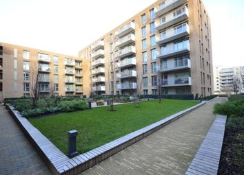 Thumbnail 1 bed flat to rent in Parkside Court, 15 Booth Road, London