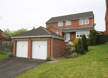 4 bed detached house for sale in Heron Road, Honiton EX14
