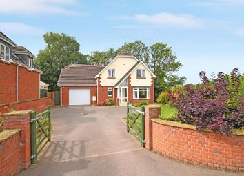 Thumbnail 4 bed detached house for sale in Gorse Lane, Bayston Hill, Shrewsbury