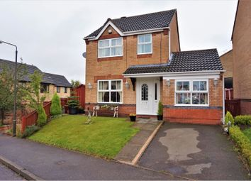 3 bed detached house for sale in Orchid Way, Mansfield NG20