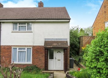 Thumbnail 3 bed semi-detached house for sale in Garbett Road, Winchester