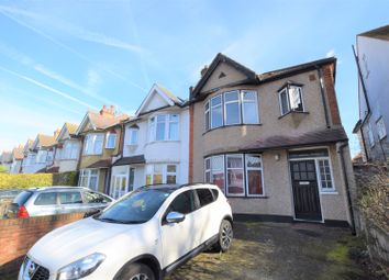 Thumbnail 3 bed end terrace house for sale in Kings Avenue, London