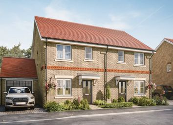 Guillemont Park, Hawley GU17. 3 bed semi-detached house