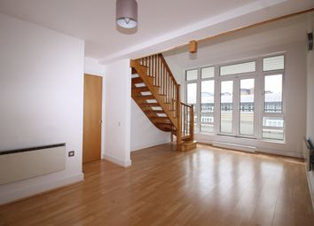 Thumbnail 2 bedroom flat to rent in St Davids Square, Lockes Wharf, Canary Wharf